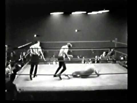 El Santo - Original Lucha Wrestling 1962