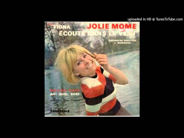 fiona - ecoute dans le vent (blowin in the wind)