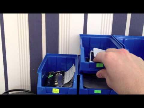 Хранение сотовых телефонов в условиях сервис центра