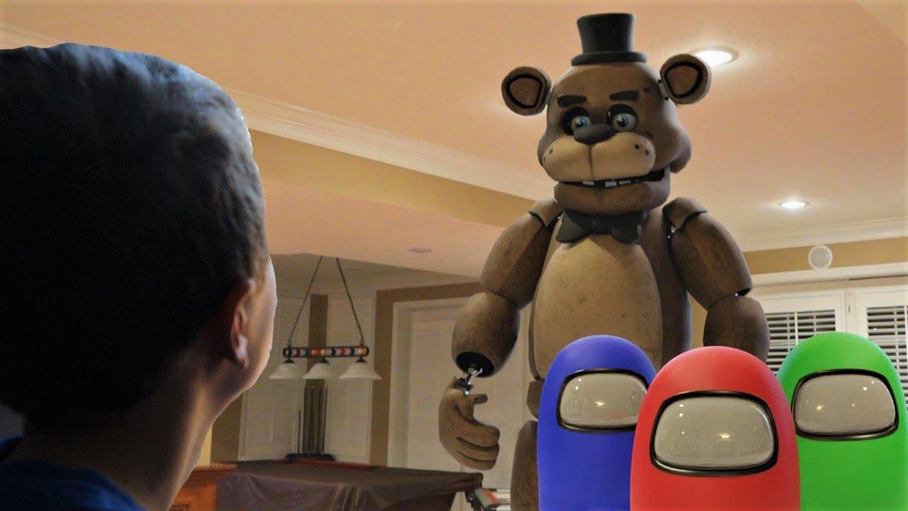 If Freddy Was Among Us!