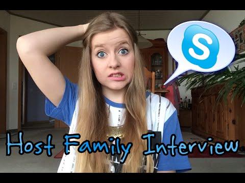 Skype Interview mit der Host Family - Tipps für Au Pairs