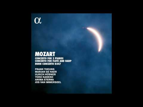 MOZART // Concerto For Flute And Harp In C Major, K299 : II.Andantino by Anima Eterna