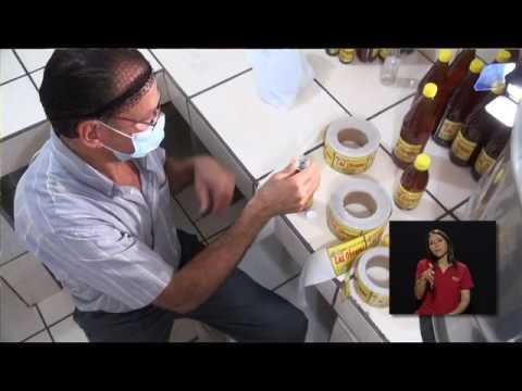 UNA Mirada: Miel Dorado Tesoro con LESCO