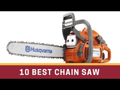 Best Chain Saw Reviews