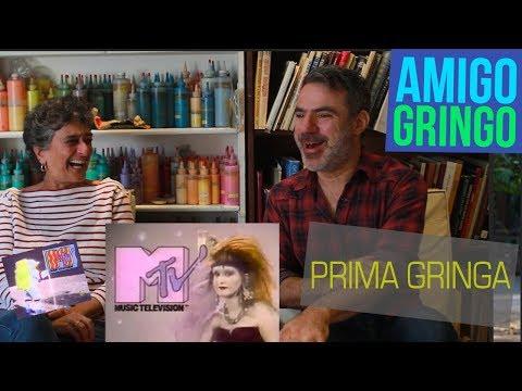 A PRIMA DO SETH DESENHOU AS VINHETAS DA MTV!
