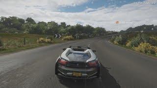 Forza Horizon 4 - 2018 BMW i8 Roadster Gameplay