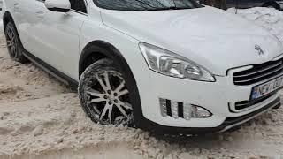 Peugeot 508 RXH 2012 Videos