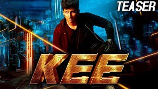 Kee (2019) Official Hindi Dubbed Teaser | Jiiva, Nikki Galrani, Anaika Soti