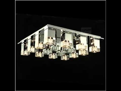 Modern Square Pendant Light   Modern Pendant Lights