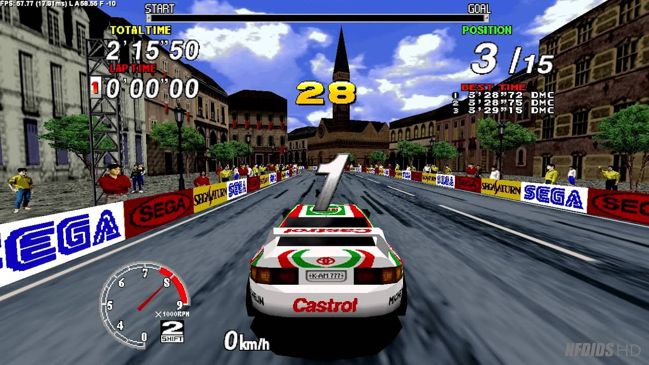 Image result for sega rally championship