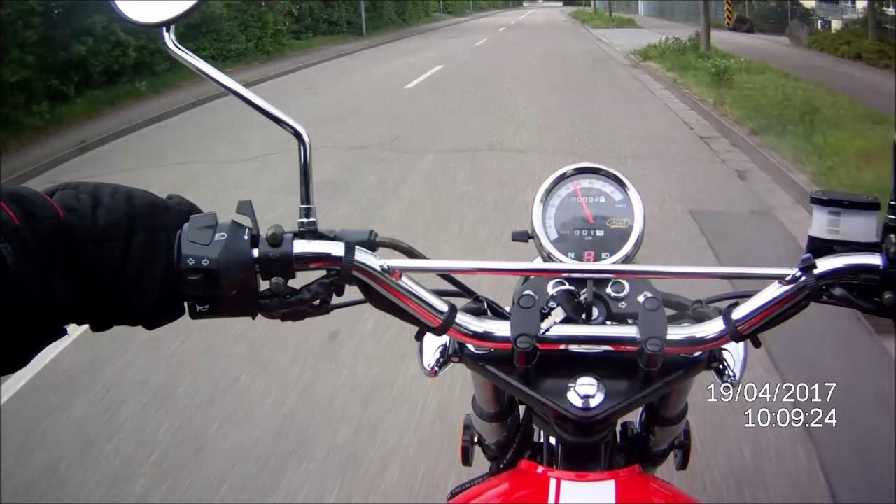 Mash Fifty 50 Roadstar Speedometer