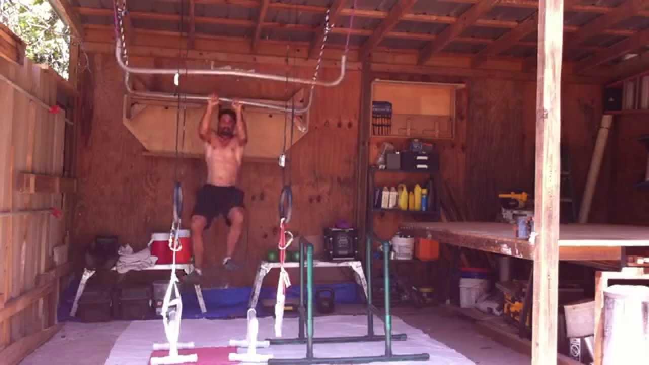 Diy calisthenics gym youtube