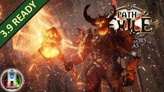 Path of Exile 3.7 - Goroshi Tectonic Slam Build - Chieftain Marauder - Legion