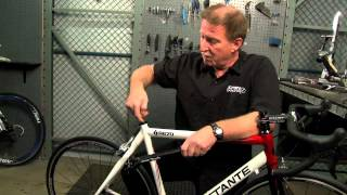 Installing a Bicycle Seat Post from Performance Bicycle