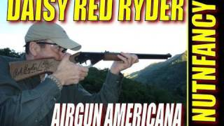 "Daisy Red Ryder:  ""Airgun Americana"" by Nutnfancy"