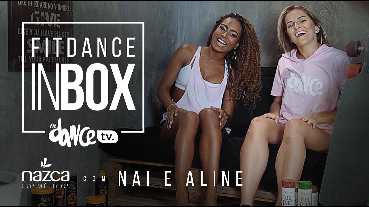 Download #FitDanceInbox  - Nazca em: Cuidado com os cabelos com Nai e Aline   FitDance TV