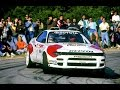 WRC Rally Quot Group A Quot Cars On Tarmac Speed Amp Pure Engine Sound HD mp3