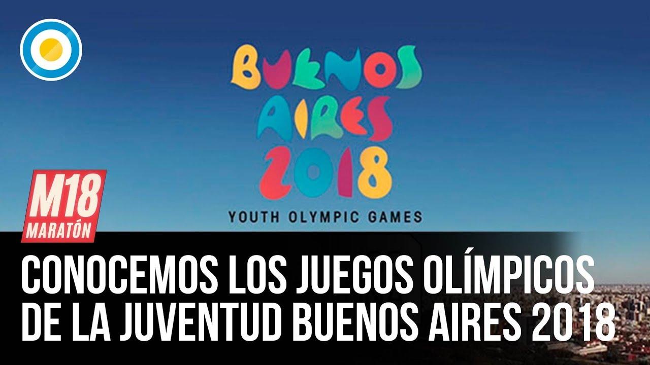 Juegos Olimpicos De La Juventud En Maraton 2018 Youtube