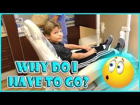 TYLER GETS KICKED OUT OF THE DENTIST! |...