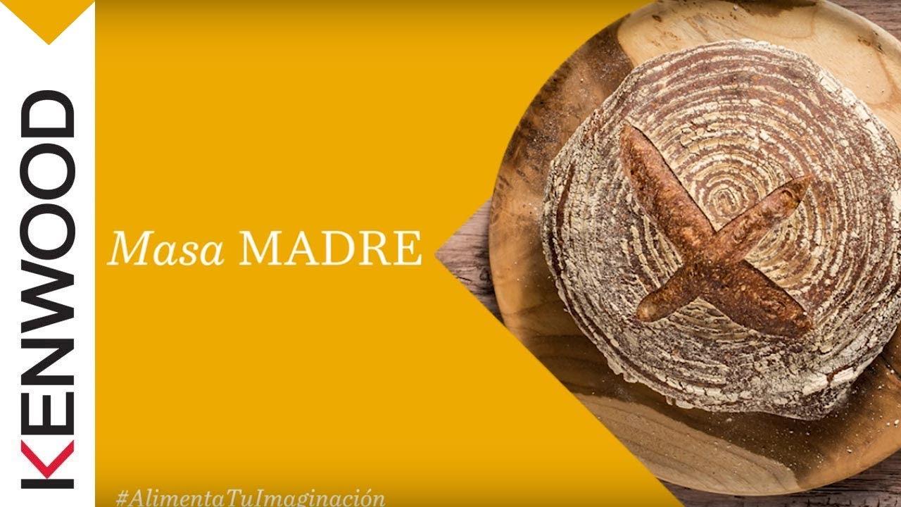 Pan Con Masa Madre Recetas Gama Chef Kenwood Youtube