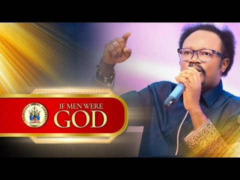 Download IF MEN WERE GOD BY JOSHUA IGINLA