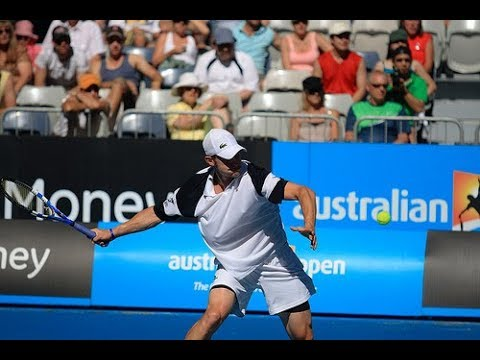 Andy Roddick ♦ Top 10 Points Against Federer in Grand Slam HD