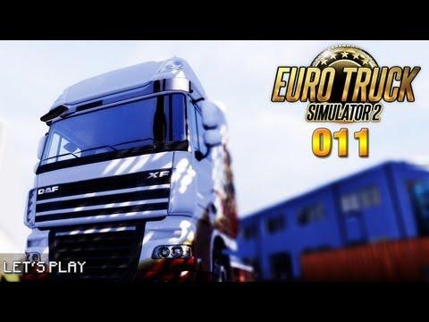 Euro Truck Simulator 2 - Let's Play - #011: Telekom vs. Unitymedia [DE / 1080p]