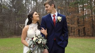 Rogers Wedding Video | 1.9.21