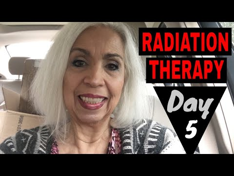 Radiation Therapy - Day Five