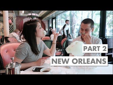 Best food in New Orleans  [Travel Vlog - Part 2]