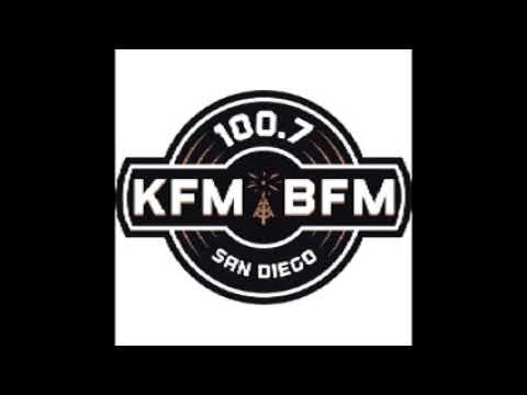 KFMB-FM 100.7 San Diego, CA - 13 August 2018