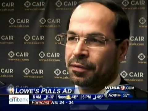 Video: CAIR Director on Lowe