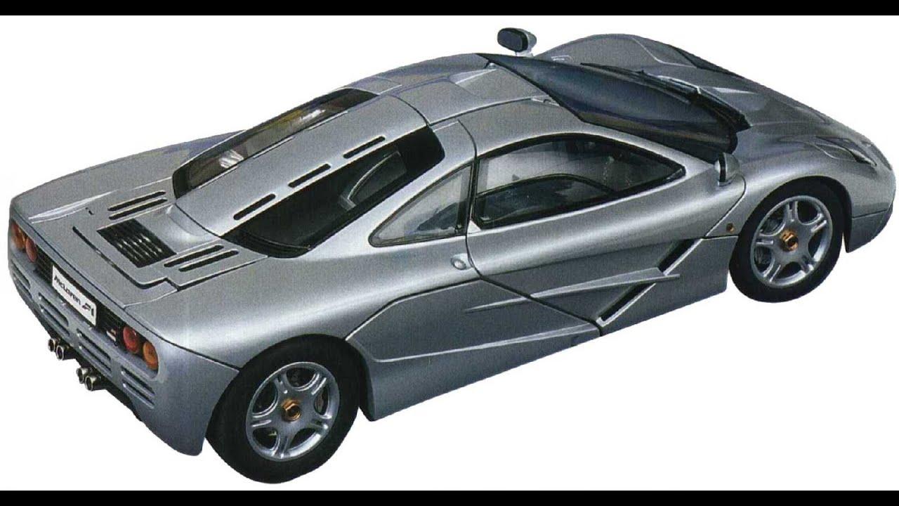 maisto s collection mclaren f1 road car diecast model ...