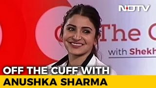 Anushka Sharma On Being Launched By Yash Raj And Highlights Of Her Career
