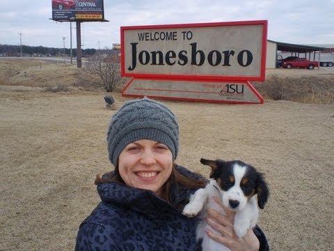 Trip to Jonesboro, Arkansas