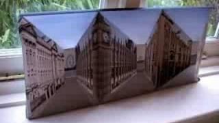 London Panorama Optical Illusion