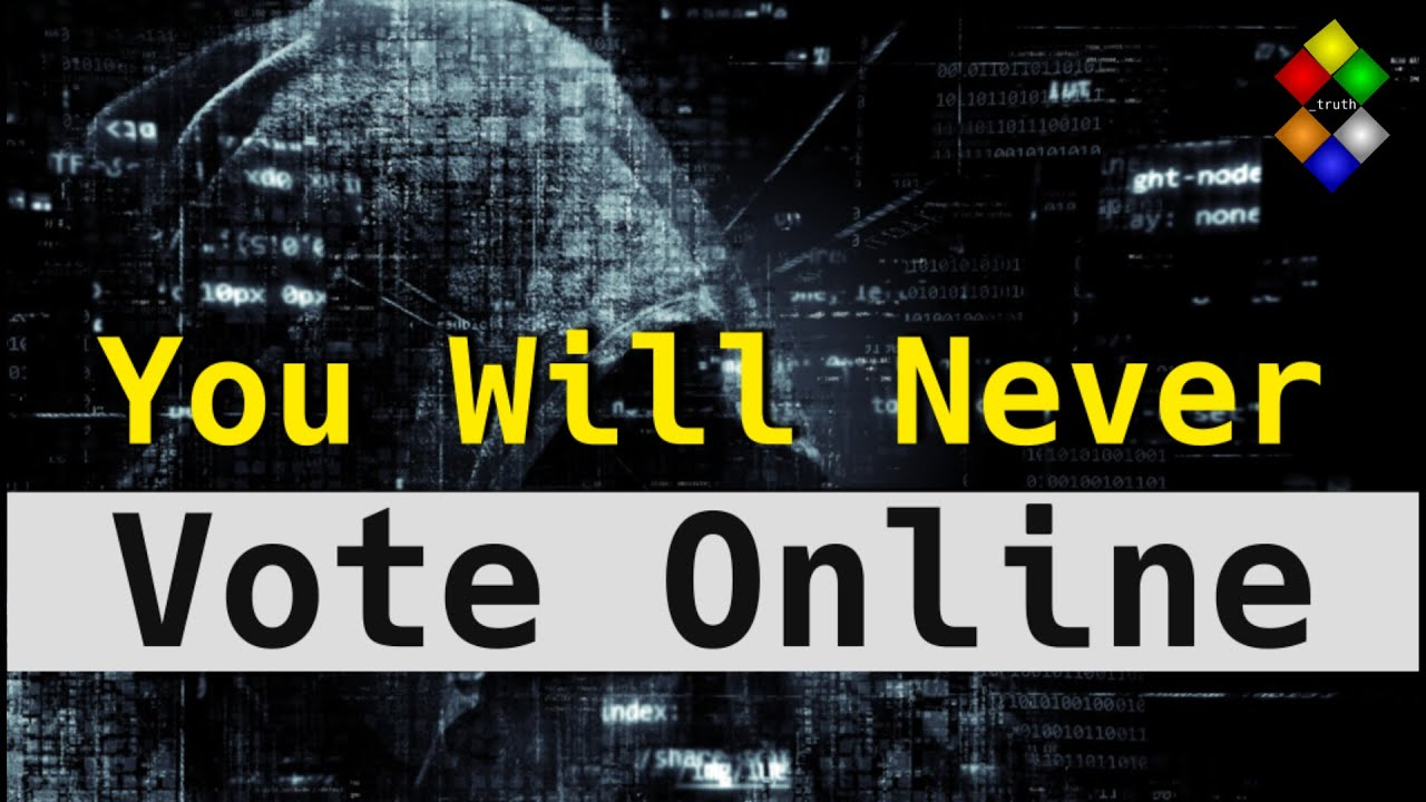 Why Online Elections Are Impossible to Secure [RE-UPLOAD]