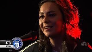 Amy Shark Adore Live On Studio 10