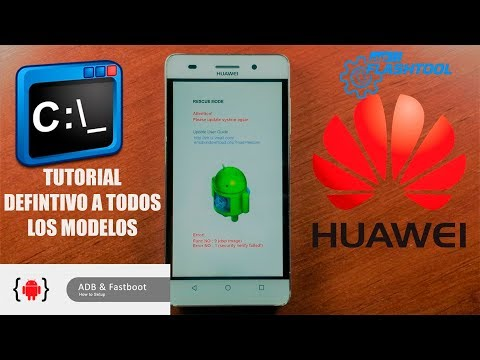Revivir Cualquier Huawei Brikeado, Muerto. |FASTBOOT, FLASHTOOL(Bien Explicado)2018