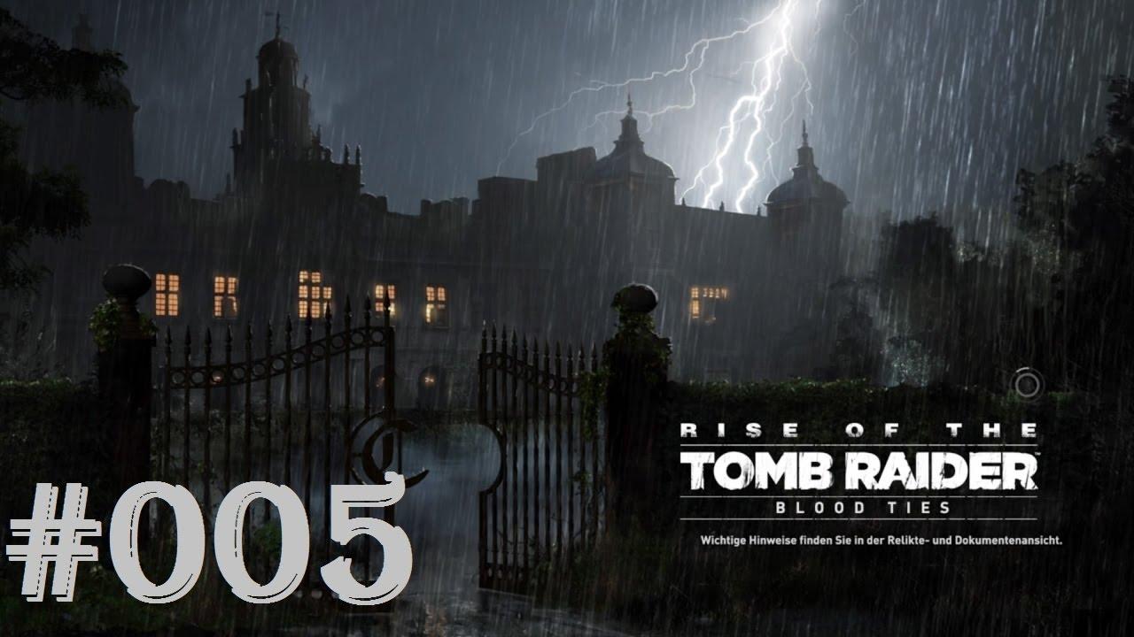Rise of the Tomb Raider (Blutsbande) #005 Brechstange, Geheim Labor !
