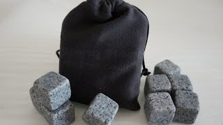 видео Камни для виски Whisky Stones
