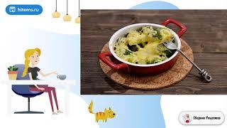 Брюссельская капуста с сыром Простой рецепт