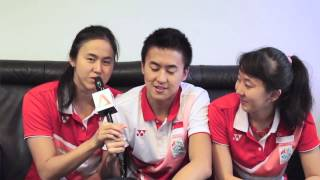 a chat with the quah siblings