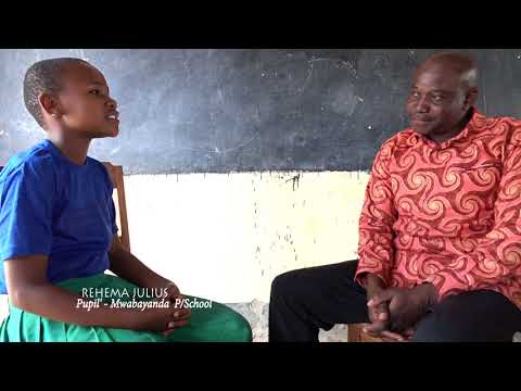 Voice of the Children; Youth Talk conservation Tanzania