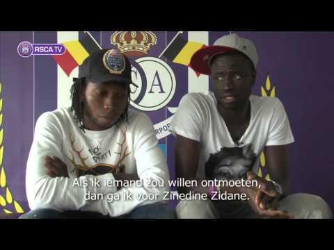 Dieumerci Mbokani & Cheikhou Kouyate