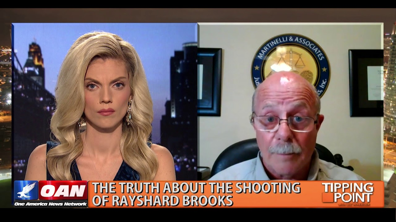 The Truth about the Shooting of Rayshard Brooks