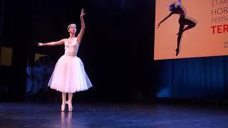 00008 Starptautiskajā horeogrāfijas konkursā-festivālā