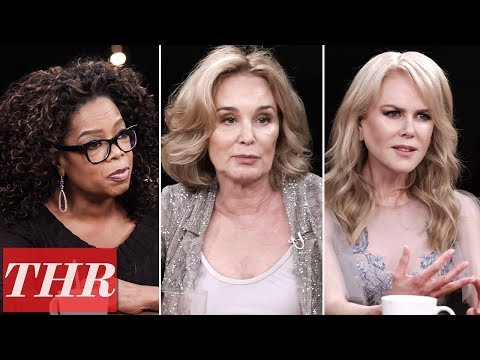 THR FULL Drama Actress Roundtable: Oprah Winfrey, Nicole Kid