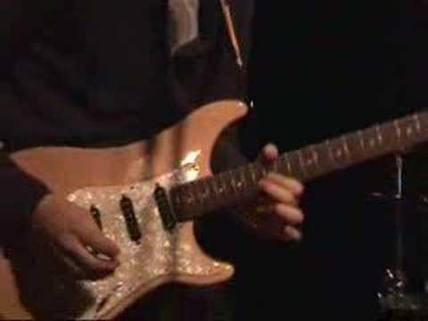"""Big Highway"" Craig ERICKSON Live Paris"