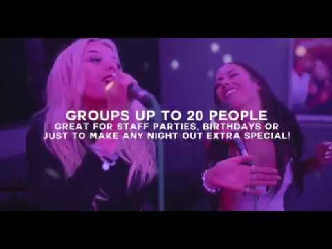Level Nightclub Karaoke Vip Lounge trailer